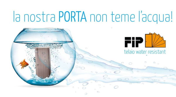 porta resistente all'acqua